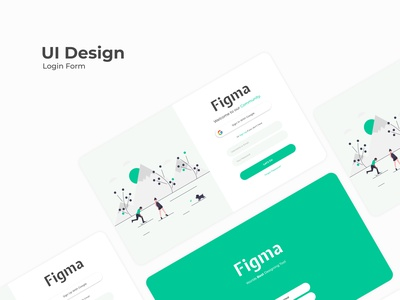Login Form white up in sign signup sign in login web design minimalist ui
