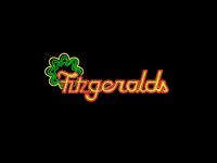Neon sign digital remake - Fitzgerald's