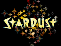 Digital remake of neon sign - Stardust