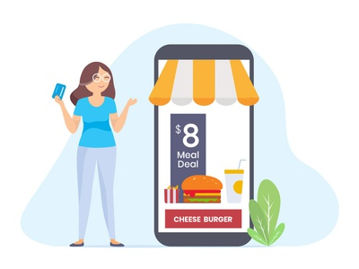 Online Food Ordering & Delivery