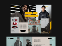 O_Block® shop ecommerce shop ecommerce web design minimal ux branding ui