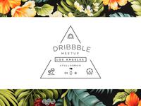 Los Angeles Dribbble Meetup