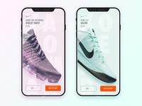 Nike iPhone X
