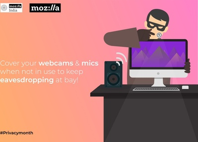 Webcam privacy