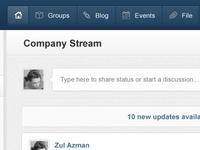 Stream Status