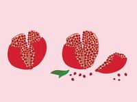 The Pleasure of a Pomegranate