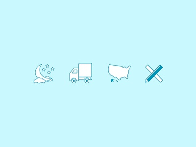 Fun with icons mediocre at best graphic design blue fun design illustrator iconography icons