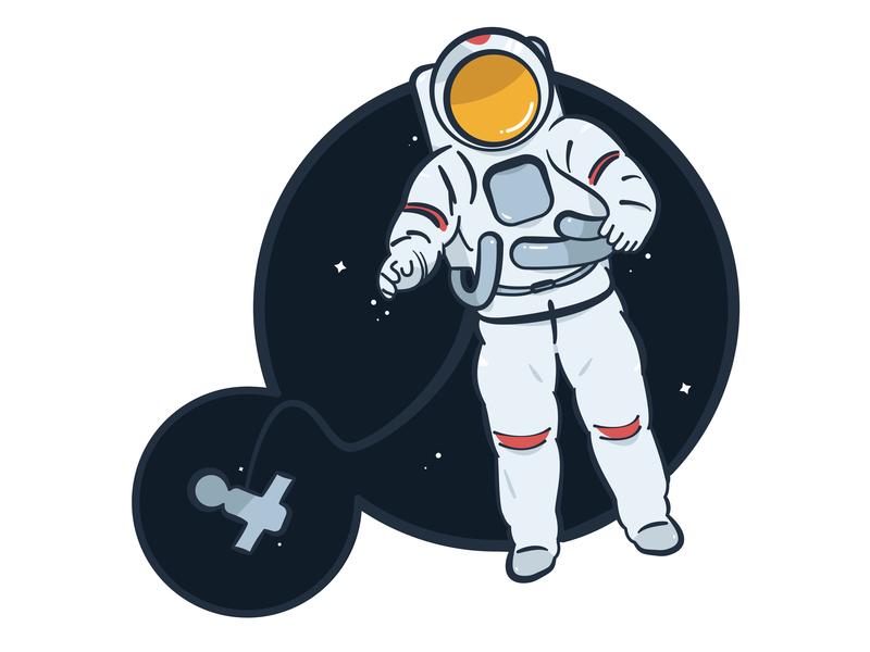 Hello, Dribbble! minimal branding flat icon vector design illustration