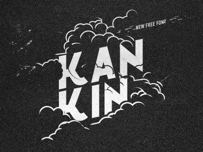 Kánkin© FREE FONT free typeface font typography fontfirma fontfabric type letters typo