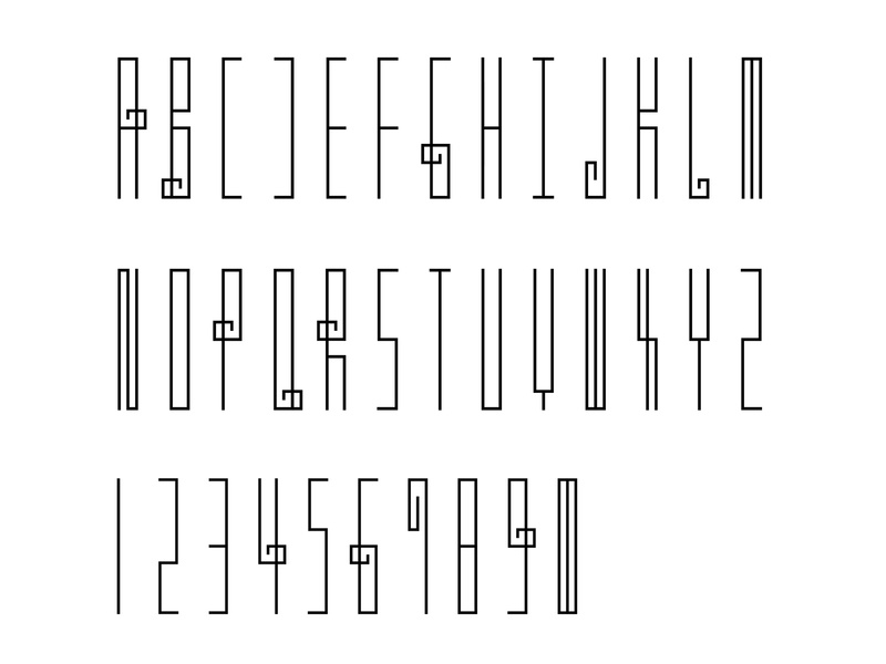 Pin Font typography design font font design typography graphic design