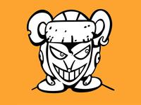 Beita redesign cartoon graffiti character design branding illustraion graphic design