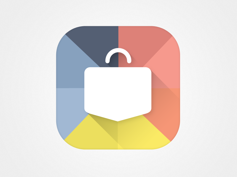 inStores icon icon logo app
