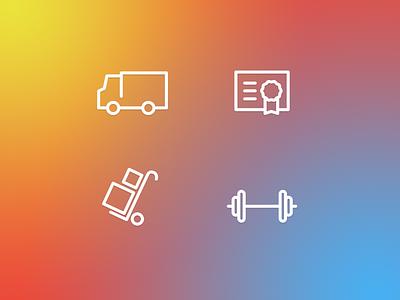 Icons stroke icon