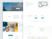 Room Choice Landing Page
