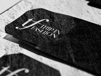 Trip In Fashion - Print Design - Invitation