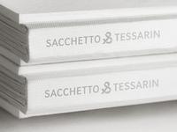Sacchetto&Tessarin / Logo Design and Branding / Book