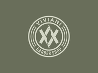 Logo / Viviani Barber Shop