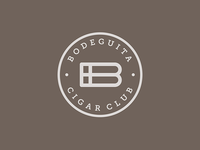 Logo Bodeguita Cigar Club