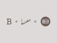 Logo Concept Bodeguita Cigar Club