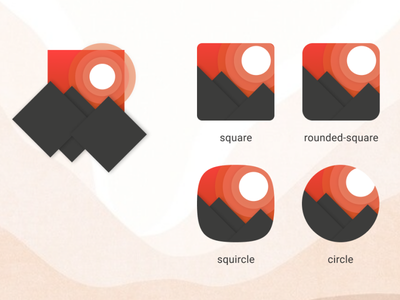 App Icon — DailyUI Design Challenge 5/∞ app icon ui figma dailyui