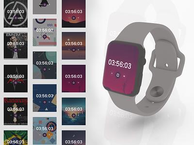 Countdown Timer — DailyUI Design Challenge 14/∞ countdown timer ui figma dailyui
