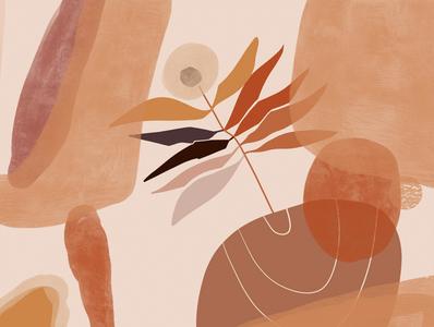 Palette Burn Orange for Procreate instant download illustration color color procreate palettes