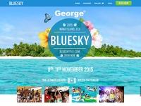 BlueSky 2015 Branding