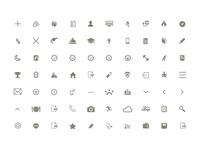 Health & Wellness App Icons