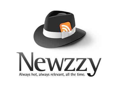 Newzzy Logo news rss icon logo