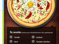 La Pizza des Fans
