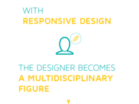 Effect of responsive on designers