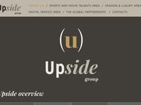 Review UPSIDE website