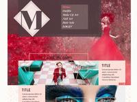 MATCH TREND - fashion service concept