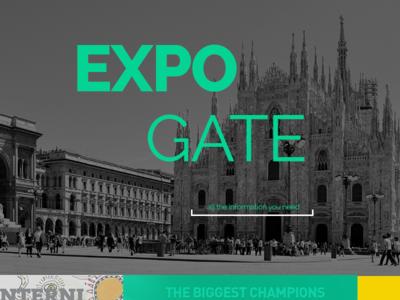 EXPO GATE CONCEPT