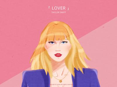 「lover」_Taylor Swift