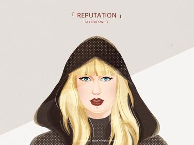 「reputation」_Taylor Swift