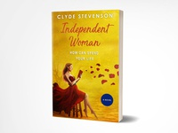 Independent woman kindle book cover design