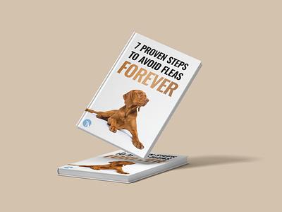 Avoid fleas forever illustration minimalist minimal modern professional elegant creative booklet kindle vector book 3d book cover design books ebook cover book cover design book cover kindlecover branding