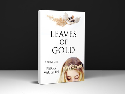 Leaves of gold book cover design book design brand book cover art book art book covers black brand identity booking book 3d book cover branding ebook cover design illustration books ebook cover design book cover design book cover kindlecover