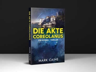 Die akte coreolanus book cover design minimal mockup modern booking brand identity brand book 3d book cover branding ebook cover design illustration ebook cover books design book cover design book cover kindlecover
