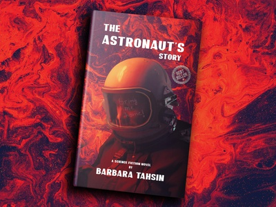 The Astronaut's Story Book vector art book app book illustration book art booking vector book 3d book cover branding ebook cover design illustration ebook cover books design book cover design book cover kindlecover