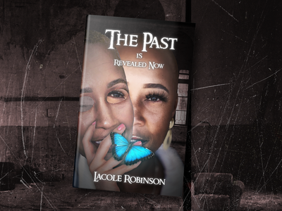 The past is revealed now book cover kindlebookcover kindle cover book design book art vectorart behance beauty kindle vector book 3d book cover branding ebook cover design illustration ebook cover books design book cover design book cover kindlecover