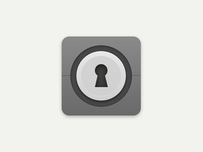Identity Safeguard security iphone ui ux ios identity device icons mobile