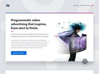 Video Advertising - web graphic