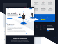 Web page - How we work