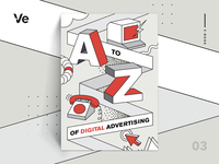 eBook cover - The A to Z of Digital Advertising