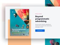 Beyond Programmatic Advertising eBook