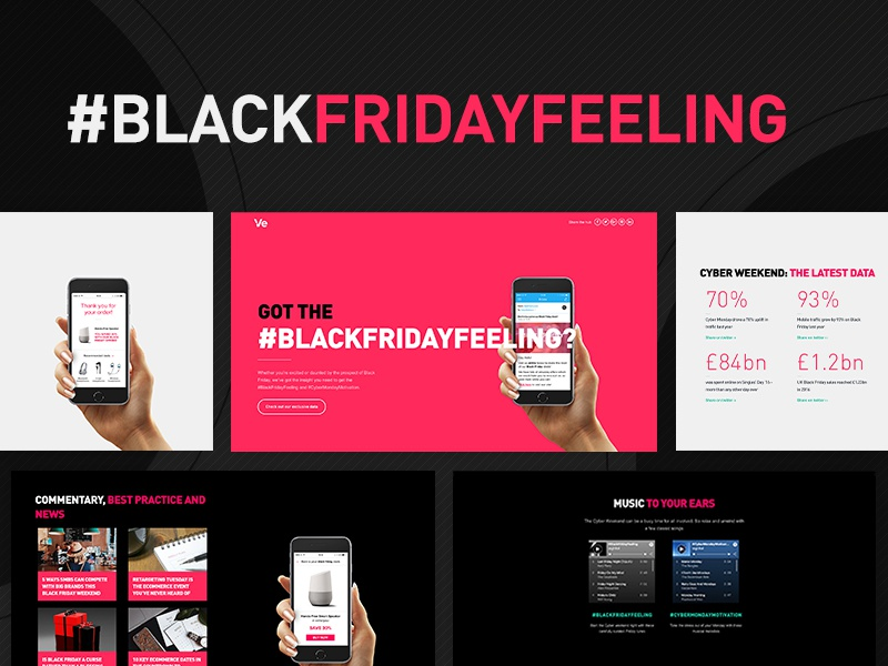 Black Friday Campaign campaign landing page sale cyber monday black friday online shopping digital audience digital advertising design web retail customer experience ecommerce typography graphic branding graphic design