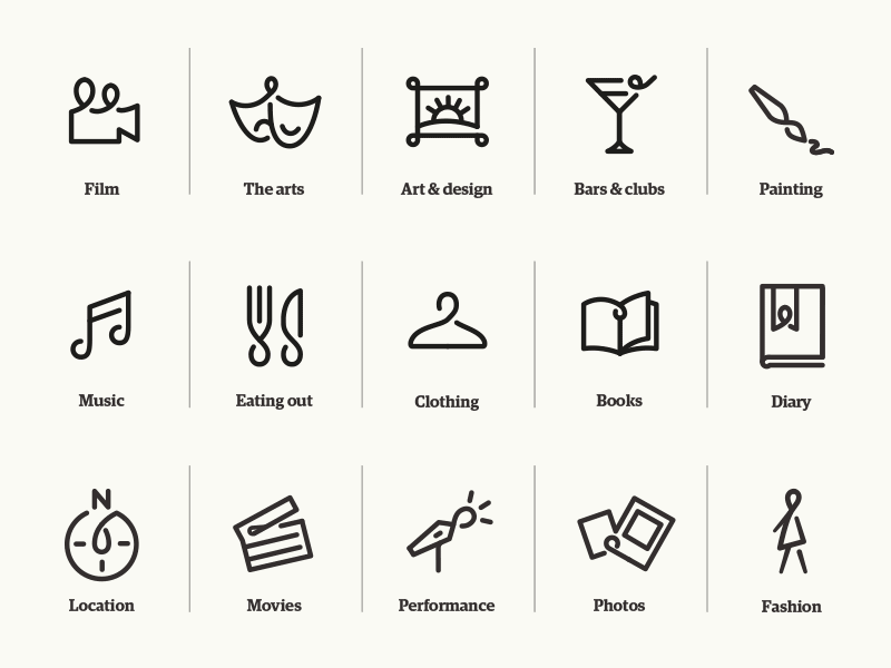 Soulmate Icons By Chris Pitney Dribbble