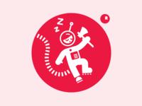 Red Logo Associates — Space Chopper
